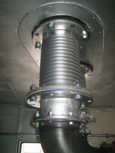 Electric Generator Exhaust