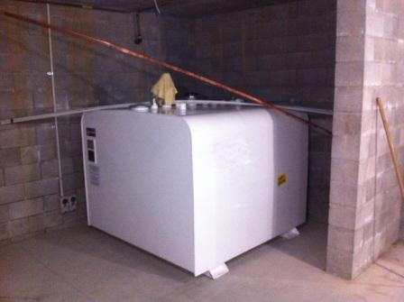 Services, Diesel Generator